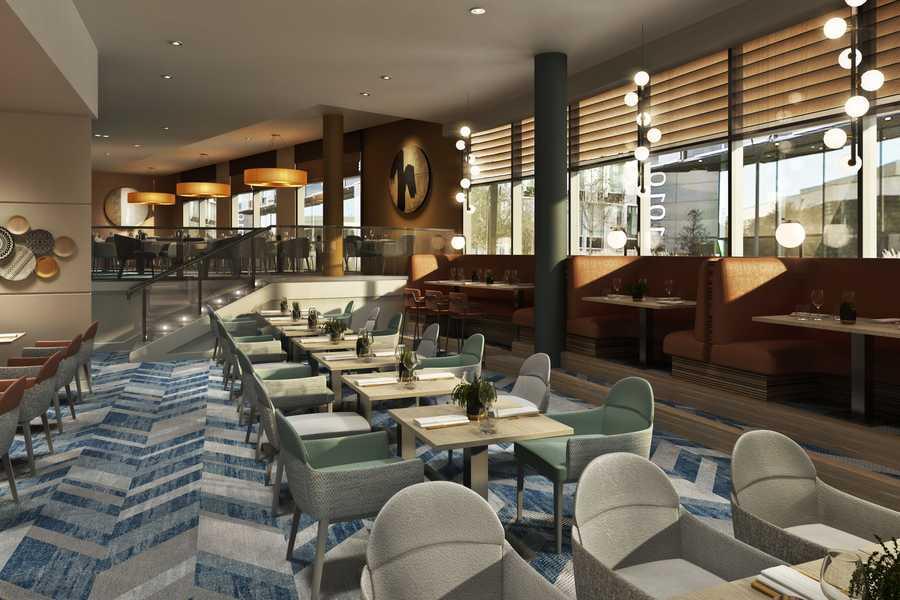 2 AA Rosette Restaurant