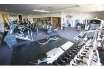 Vibrant Esprit Gym with latest Life Fitness equipment
