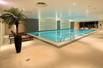 Indulge in a Massage or unwind in the 19m Indoor Pool