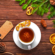 Festive Afternoon Tea | Book now